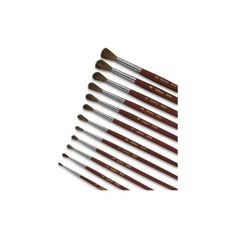 Lebez 91247B 12pezzoi pennello