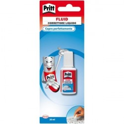 Pritt Fluid Correttore Liquido 20ml conf.10 20ml correttore liquido 674147