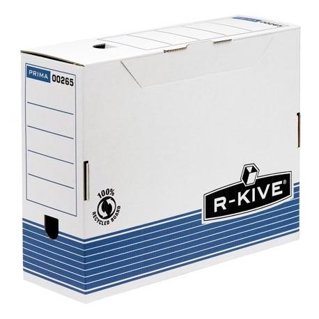 Fellowes 0026501 Blu, Bianco scatola per archivio