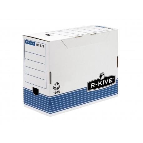 Fellowes 0027701 Blu, Bianco scatola per archivio
