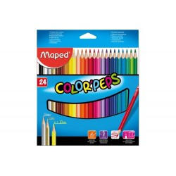 Maped ColorPeps Multi 36pezzoi pastello colorato 832017