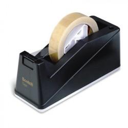 Scotch Dispenser Nero per Nastri C-10 33 - 66 Mt 59555