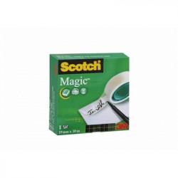 Scotch Rotolo Nastro Adesivo Trasp Magic 810 19 mm x 10 Mt 65659