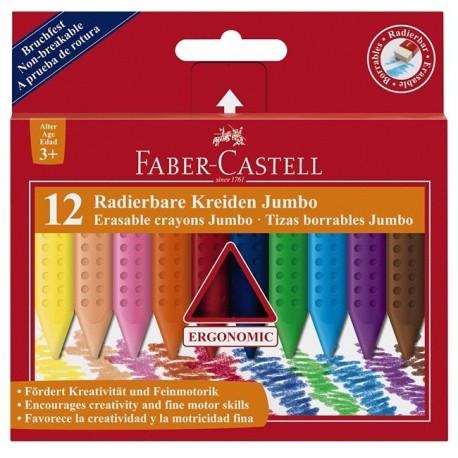 Faber Castell 122540 gesso per lavagna
