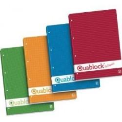 Pigna quablock A4 210 x 297 mm A4 250fogli ricambi per quaderni 00609775M