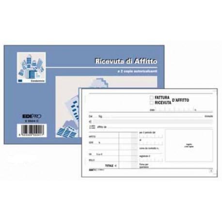 Edipro E5504C modulo e libro contabile