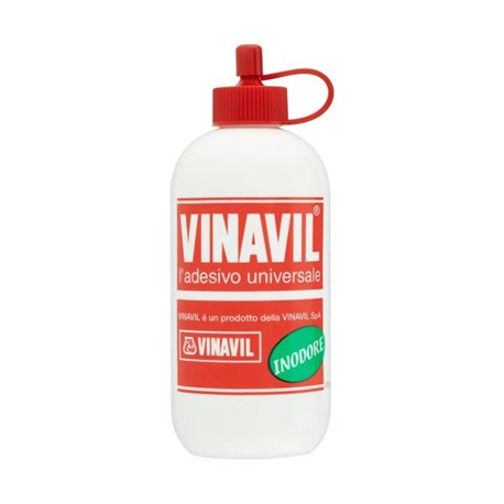 VINAVIL Flacone Colla universale Bianca 100 g D0640