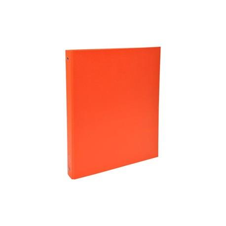Exacompta Raccoglitore 4 Anelli 30 mm Polipropilene Arancione 51374SE