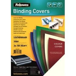 Fellowes 5370004 A4 Carta Avorio 100pezzoi cartellina