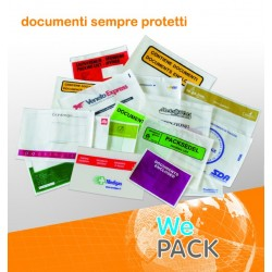 Willchip We PACK Polietilene Trasparente busta A 41N