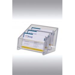Tecnostyl BCH02 Acrilico Trasparente porta documenti