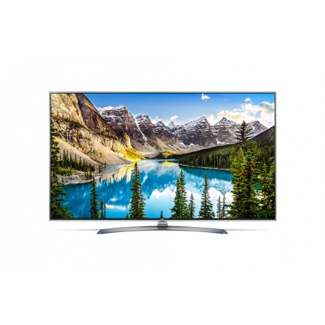 "LG 60 "" Tv Led 4K Ultra Hd Nero, Argento 60UJ7507"