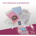 Willchip We GRIP Trasparente 1000pezzoi busta in plastica TG300400