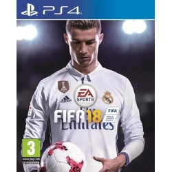 Electronic Arts FIFA 18 , PS4