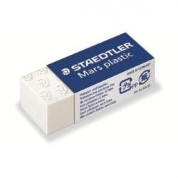 Staedtler Mars Plastic Bianco gomma per cancellare 52653