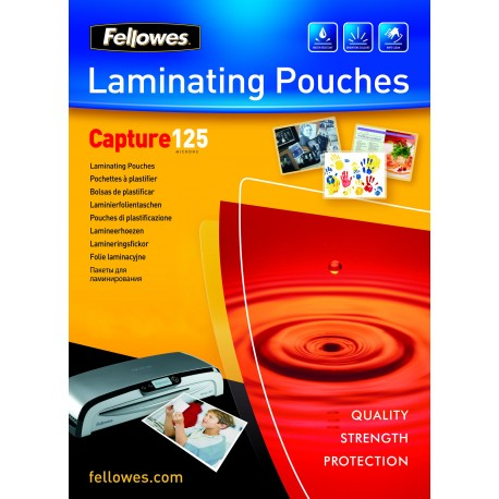 Fellowes 5307101 100pezzoi pellicola per plastificatrice