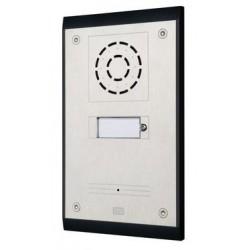 2N Telecommunications 9153101 Nero, Argento audio intercom system