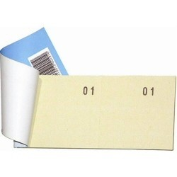 Edipro Blocco numerato 1100 100pagine modulo e libro contabile E5406NEW