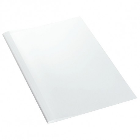 Leitz Covers for Thermal Binding Bianco cartellina 392010