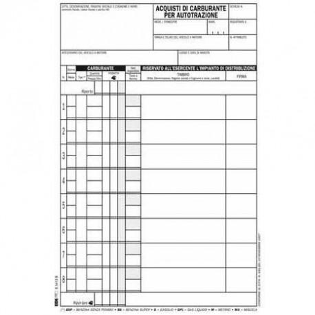 Edipro E5413B A5 13pagine modulo e libro contabile
