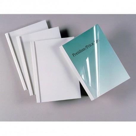 GBC Copertine per rilegatura termica Standard 3 mm bianche 100 IB370021