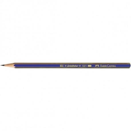 Faber Castell GoldFaber 1221 HB HB 1pezzoi matita di grafite 112500