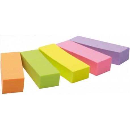 Post It 670 5 Rettangolo Multicolore 100fogli pouch autoadesiva 11303