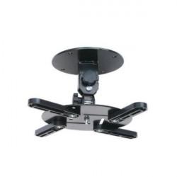 Nilox AMOM06080 Soffitto Nero supporto per proiettore