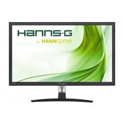 Hannspree Hanns.G HQ 272 PPB 27 Wide Quad HD TFT Nero monitor piatto per PC HQ272PPB RICONDIZIONATO