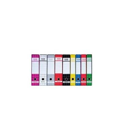 Brefiocart New Color Giallo cartella 0201180G