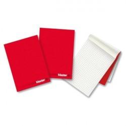 Pigna Master A4 99fogli Rosso quaderno per scrivere 020852110
