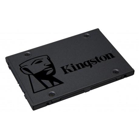 Kingston Technology SSD 2,5 240GB Kingston A400 TLC, RW 500350