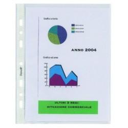 Favorit 100460022 180 x 240 mm Polipropilene PP 25pezzoi foglio di protezione