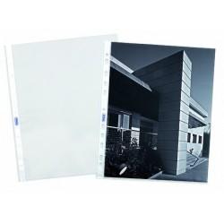 Favorit 100460065 230 x 330 foglio protocollo Polipropilene PP 25pezzoi foglio di protezione