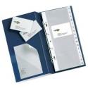 SEI Rota 57093107 PVC Blu portabiglietti da visita