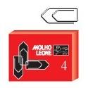 Molho Leone Leone 4 Metallo fermaglio 21114