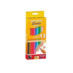 Koh I Noor DH3312 Multi 12pezzoi pastello colorato