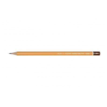 Koh I Noor 1500 6H 12pezzoi matita di grafite H1500 6H