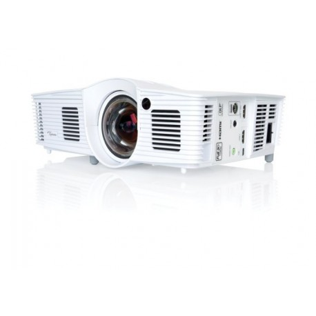 Optoma GT1070Xe Proiettore portatile 2800ANSI lumen DLP 1080p 1920x1080 Compatibilit 3D Bianco videoproiettore 95.8ZF01GC3E