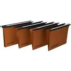 Bertesi 100395 3 B2 Polistirolo Arancione cartella sospesa e accessorio 1003953B2