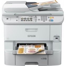 Epson WorkForce Pro WF 6590D2TWFC 4800 x 1200DPI Ad inchiostro A4 34ppm Wi Fi C11CD49301BZ