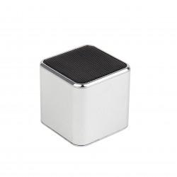 Gembird SPK 108 S Mono portable speaker 3W Argento altoparlante portatile