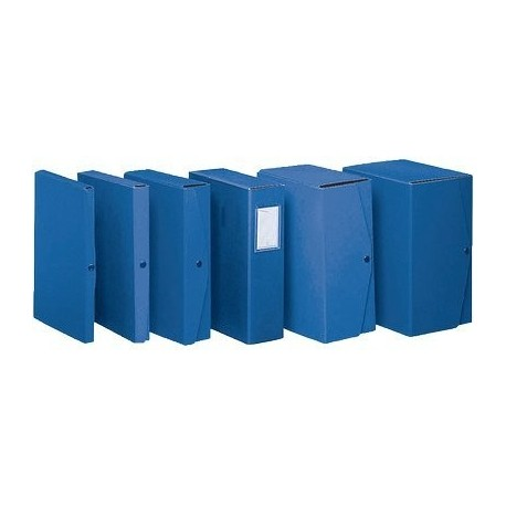 KING MEC Progetti 56 Blu scatola per archivio 000228A4