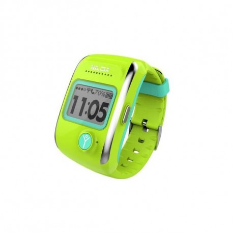 Image of Nilox Bodyguard 1 LCD Verde smartwatch 32NXBOTRGP002