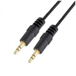 Nilox NX090101101 3m 3.5mm 3.5mm Nero cavo audio