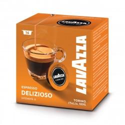 Lavazza 8601 Capsule caff Tostatura media 16pezzoi capsula e cialda da caff BIAAMMIODELIZ16
