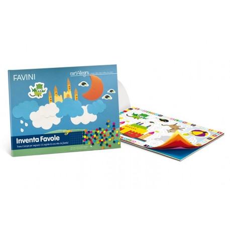 Favini A16X374 kit per attivit manuali per bambini