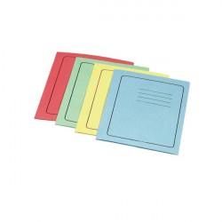 Esselte Cartelle Manilla a 3 lembi Carta Multicolore cartella 551330
