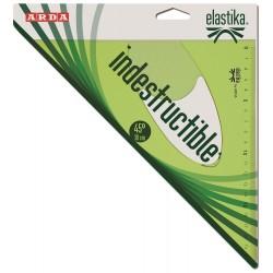 ARDA EL4530 45 triangle Plastica Verde 1pezzoi squadra