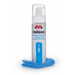 Meliconi C200 FOAM LCDTFTPlasma Spruzzo e panno asciutto per la pulizia dellapparecchiatura 200ml 621013BA